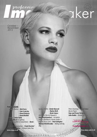 Chloe-Jasmine Whichello by Damien Lovegrove