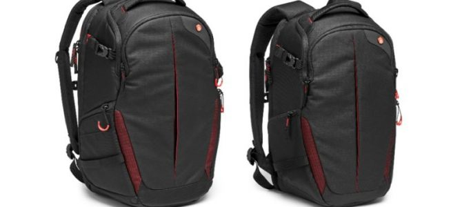 Manfrotto Updates Its Pro Light Redbee Collection With Two New Backpacks, Security matters.
