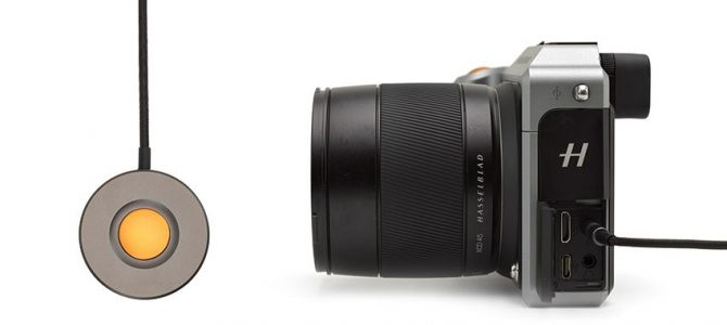 Hasselblad X System Expands With Release Cord X And Battery Charging Hub