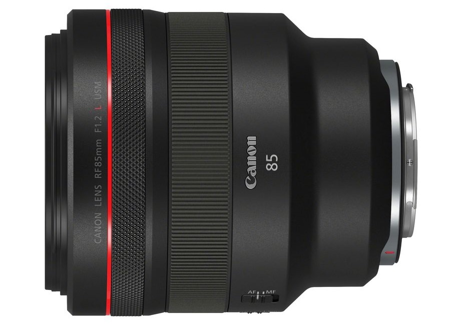 Canon launches an iconic lens for a new generation – the RF