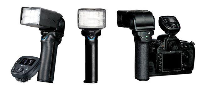 Kenro announces Nissin's award-winning MG10 hammerhead wireless flash
