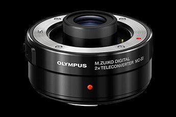 Olympus releases 2x Teleconverter and announces major OM-D E-M1 Mark II camera upgrade via firmware update