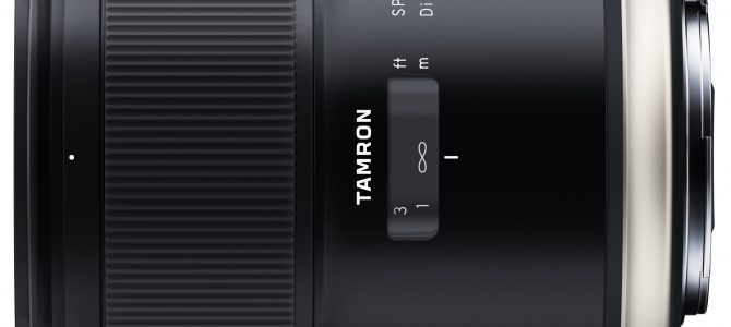 "The ""ultimate"" lens to commemorate the 40th anniversary of Tamron SP Series lenses"