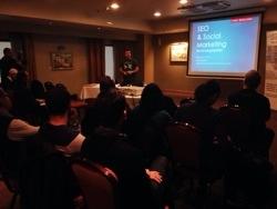 Kevin Mullins presents full-day seminar in Malta
