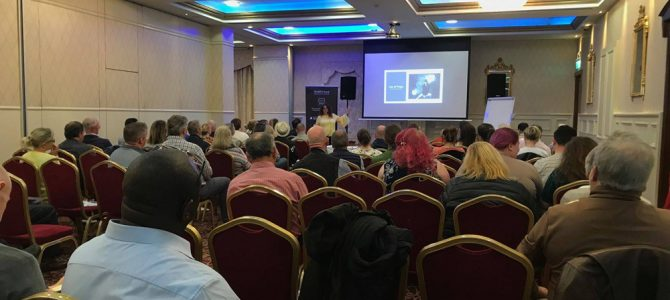 The Societies' Roadshows head over the Irish Sea