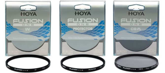TIPA award-winning HOYA FUSION ONE filters now available in the UK and Ireland