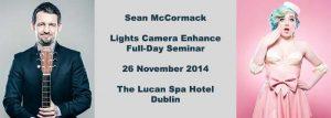 Sean McCormack - Lights Camera Enhance
