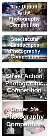 February Photographic Competitions – Open to both members and non-members alike