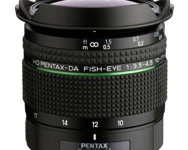 HD PENTAX-DA FISH-EYE 10-17mmF3.5-4.5ED