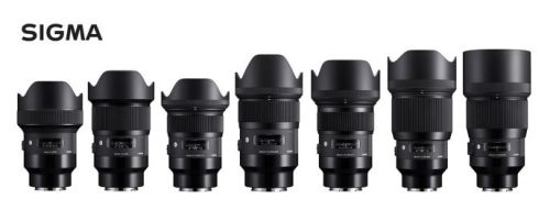 Firmware update for SIGMA's interchangeable lenses for Sony E-mount