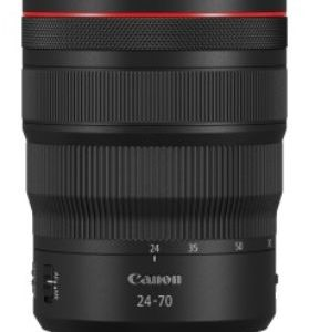 Canon unveils the first of its trinity RF F2.8L lenses, expanding the pioneering RF lens line-up for the EOS R System
