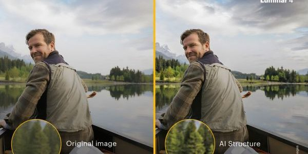 The beauty is in the details: Luminar 4 introduces AI Structure tool