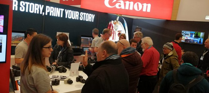 Canon confirm attendance for The Societies' 2020 Convention & Trade Show