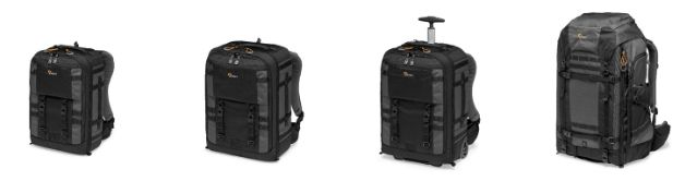 Lowepro's Redesigned Pro Trekker Ii Series Gets You Ready For The Long Haul