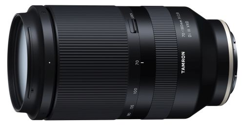 Tamron announces the development of compact and lightweight high-speed telephoto zoom lens for Sony E-mount full-frame mirrorless cameras