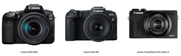 Canon confirm a firmware update to include 24p mode for video recording in recently launched EOS and PowerShot models