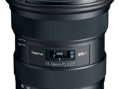 Tokina atx-i 11-16mm F2.8 CF worldwide sales date announcement