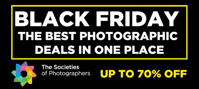 Black Friday – The Best Photographic Deals in One Place