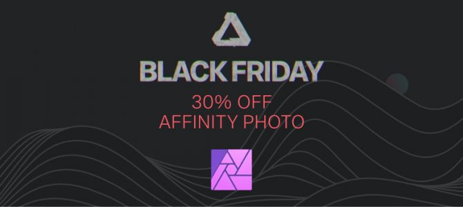Claim 30% Off Everything In The Affinity Black Friday Event