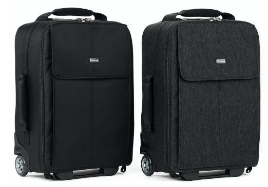 The Airport Advantage XT Rolling Camera Case Offers Maximum Carry Capacity At Minimum Weight
