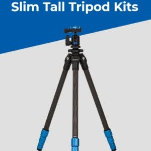 Benro Launches New Limited Edition Tall Slim Tripod Kits