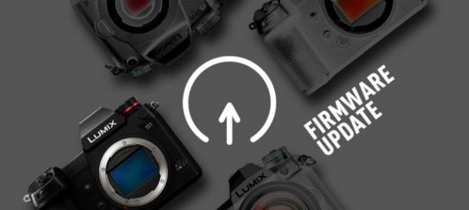 Panasonic Releases Firmware Update Programs for LUMIX S1R, S1, GH5, GH5S and G9
