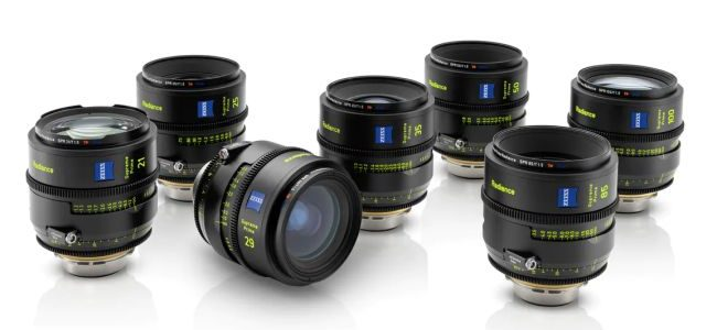 ZEISS Unveils New High-End Cinematography Optics: ZEISS Supreme Prime Radiance Lenses