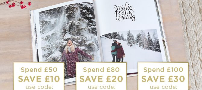 Spend and Save on CEWE PHOTOBOOK