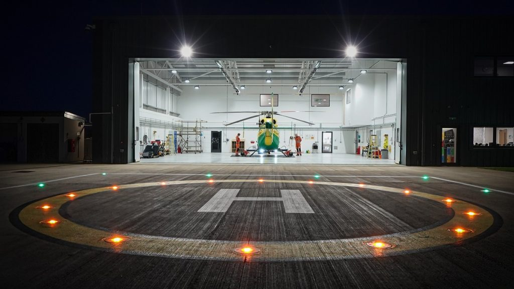 Terry Donnelly's Wiltshire Air Ambulance Exhibition