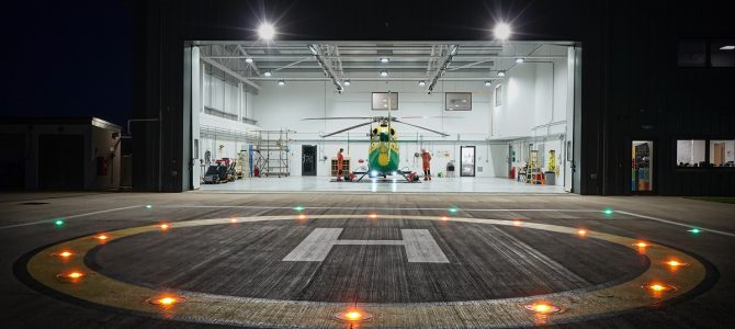 Terry Donnelly's Wiltshire Air Ambulance Exhibition to be Showcased at The Societies 2020 Convention