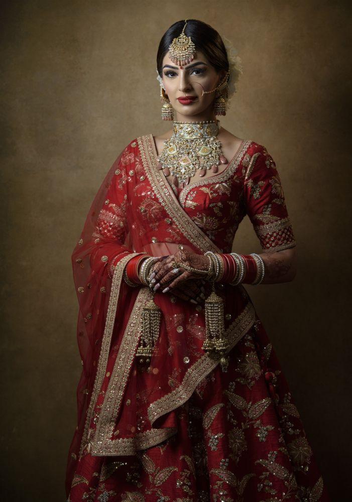 "20 x 16"" Wedding Day Bride or Groom Alone 2020 3rd Place: Gurvir Johal"