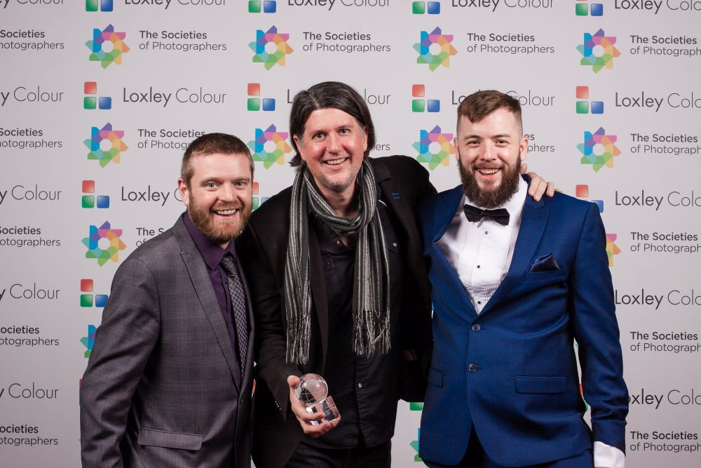 Commercial and Industrial Photographer of the Year 2019 Award