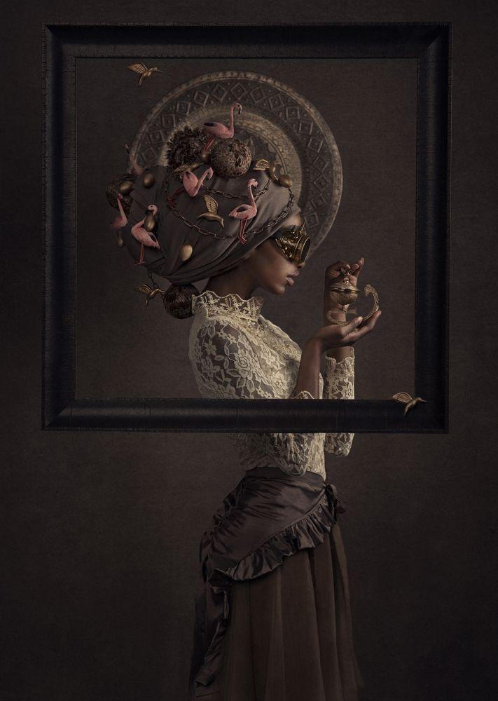 20 x 16″ Portrait Creative 2020 1st Place : Martina Warenfeldt.