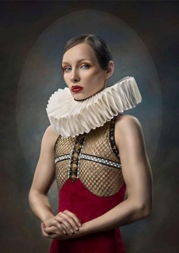 "20 x 16"" Portrait Creative 2020 2nd Place: Sarah Ferrara"