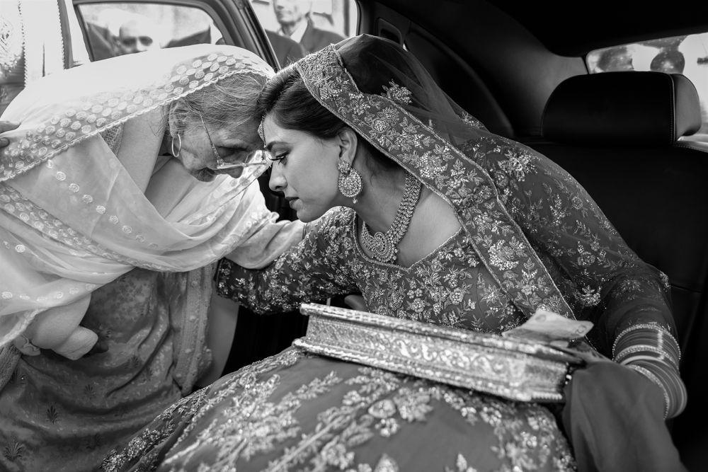 "20 x 16"" Wedding Photojournalism 2020 3rd Place:  Sach Devgon"
