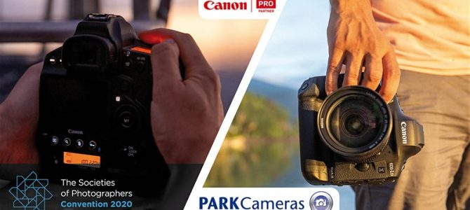 Be one of the FIRST in the UK to get hands-on with the new Canon EOS-1D X Mark III at the Societies of Photographers Convention 2020.