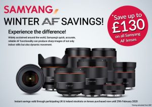 Samyang AF Instant Savings