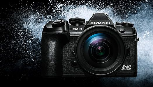 With the new OM-D E-M1 Mark III, pro photographers will experience virtually no limits in any shooting situation