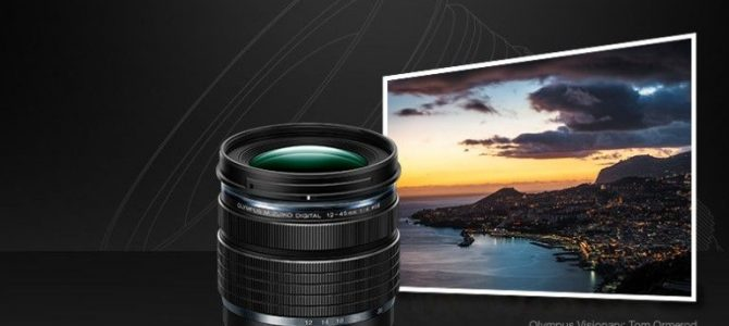 Introducing the M.Zuiko Digital ED 12-45mm F4.0 PRO: Ultimate agility for any photo assignment