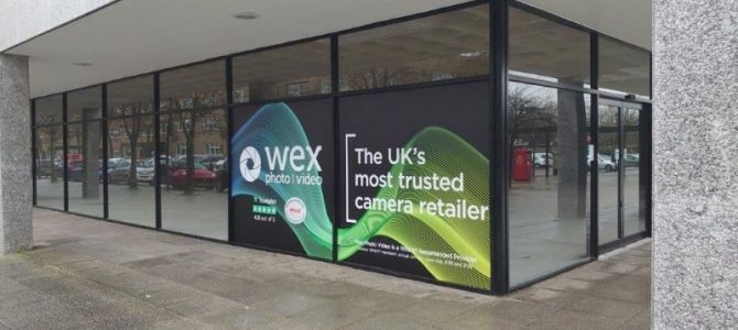 Wex Photo Video to open Milton Keynes store in April