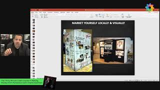 The Thirty Minute Crash Course In Making Money From Portraiture with Charlie Kaufman
