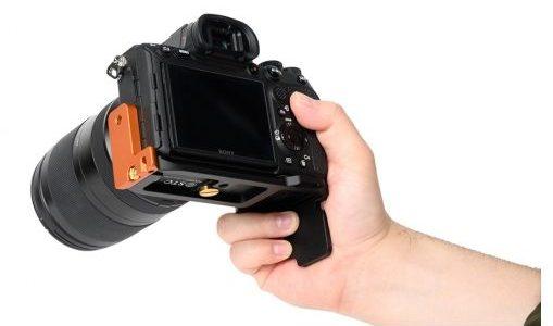 Introducing the FoGrip for Sony α9 II / α7R IV Cameras