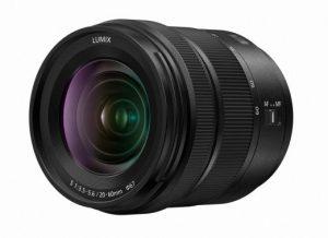 LUMIX S 20-60mm F3.5-5.6 (S-R2060)