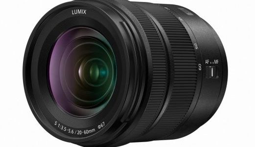 Panasonic launches new L-Mount interchangeable lens for its LUMIX S Series full-frame mirrorless cameras