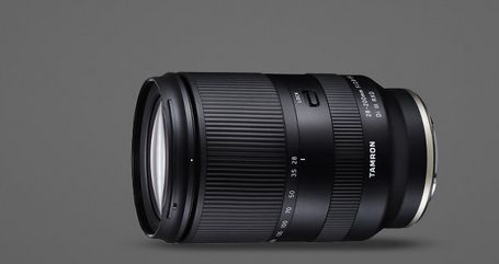 Tamron announces launch of the world's first*1 all-in-one zoom lens starting at F2.8 for Sony E-mount full-frame mirrorless cameras