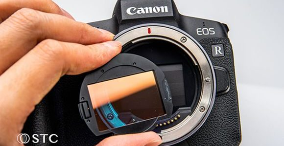 STC Announce Brand New Interchangeable Clip Filter for Canon EOS R Mirrorless Cameras