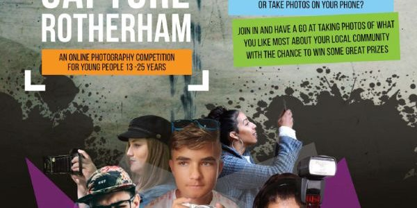 The Societies of Photographers are proud to support the Capture Rotherham – online photography competition for young people
