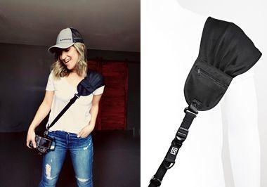 BLACKRAPID introduces Nicole Elliott Camera Sling and Delta customisable straps