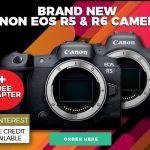 Canon at Park Cameras