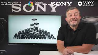 Webinar: Thinking of Going Mirrorless With Mark Baber
